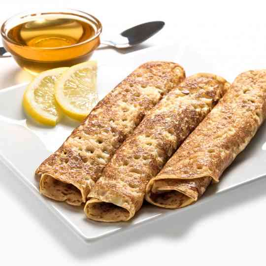 KeeDiet High Protein Lemon Pancake
