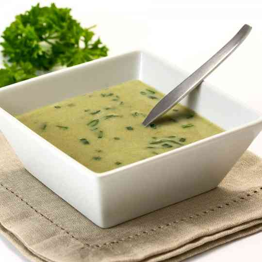 KeeDiet High Protein Leek Diet Soup