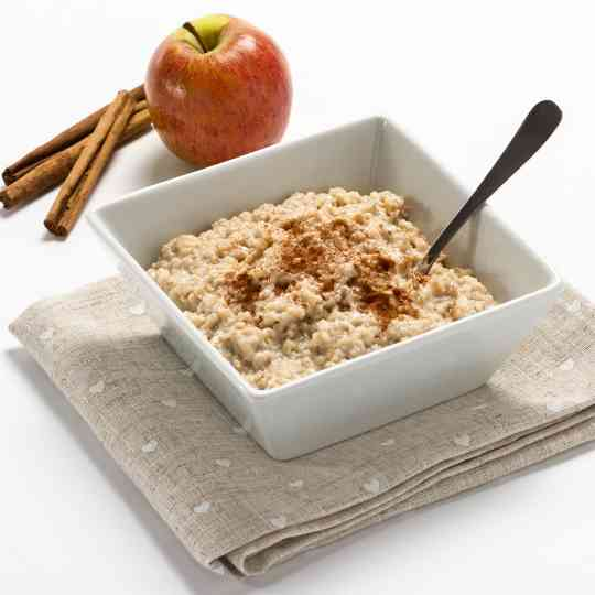 KeeDiet High Protein, Low Carb Apple & Cinnamon Porridge Diet Food
