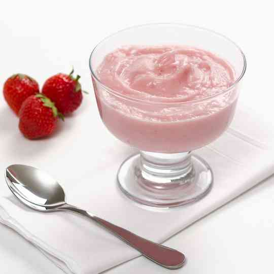 KeeDiet High Protein, Low Carb Strawberry Mousse Diet Food