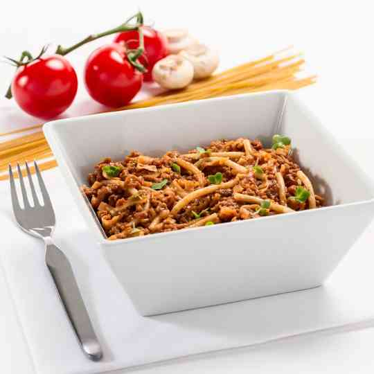 KeeDiet Meal Replacement (VLCD) Spaghetti Bolognese Diet Meal