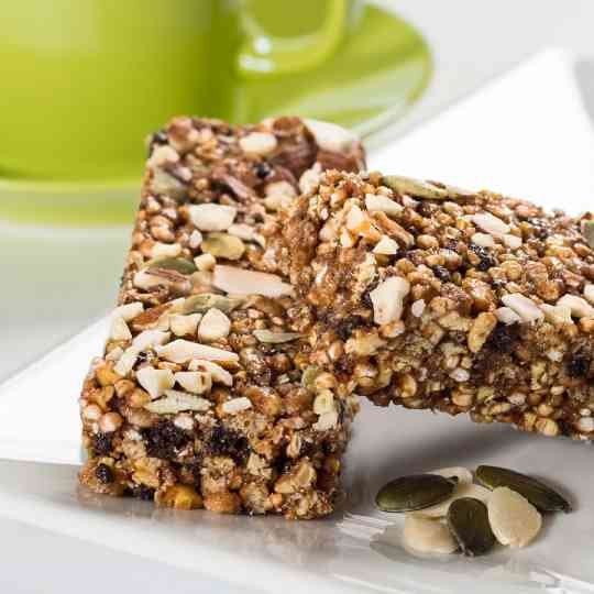 KeeDiet Meal Replacement Almond & Pumpkin Diet Bar