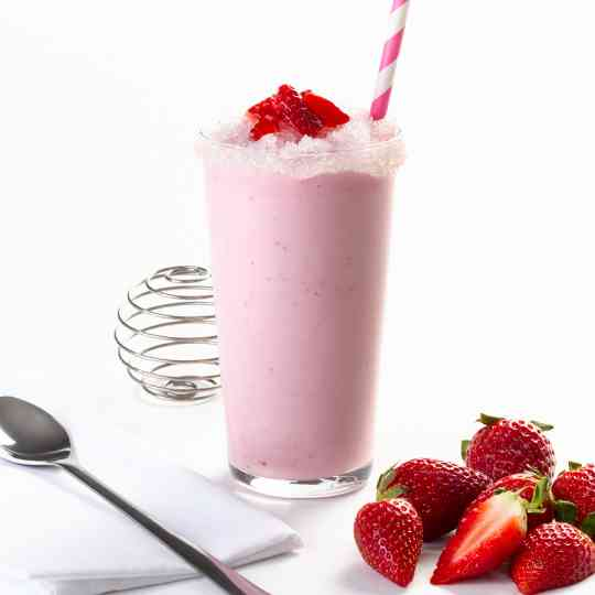 KeeDiet Meal Replacement (VLCD) Strawberry Diet Shake Diet Food.