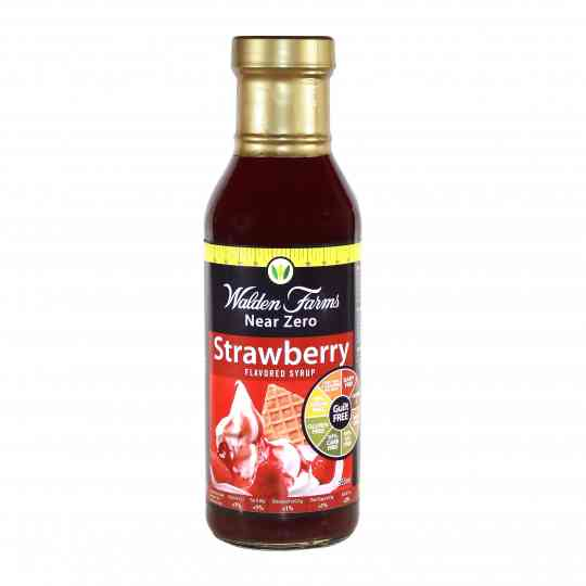 Walden Farms Strawberrry Flavoured Syrup Diet Food