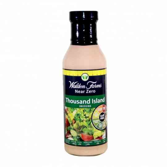 Walden Farms Thousand Island Dressing Diet Food