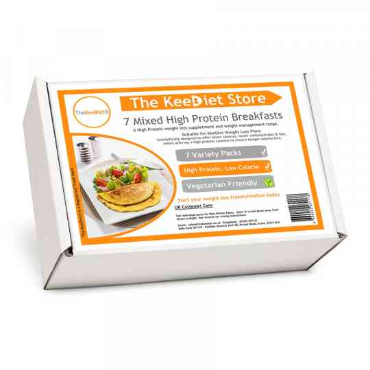 Breakfast Variety Pack - High Protein/Low Carb