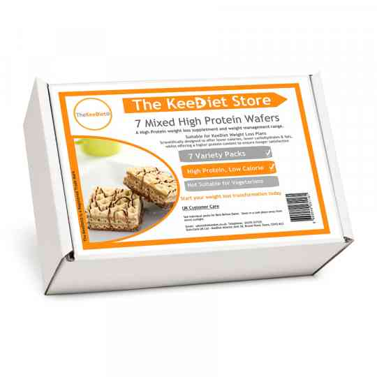 Wafer Variety Pack - High Protein/Low Carb