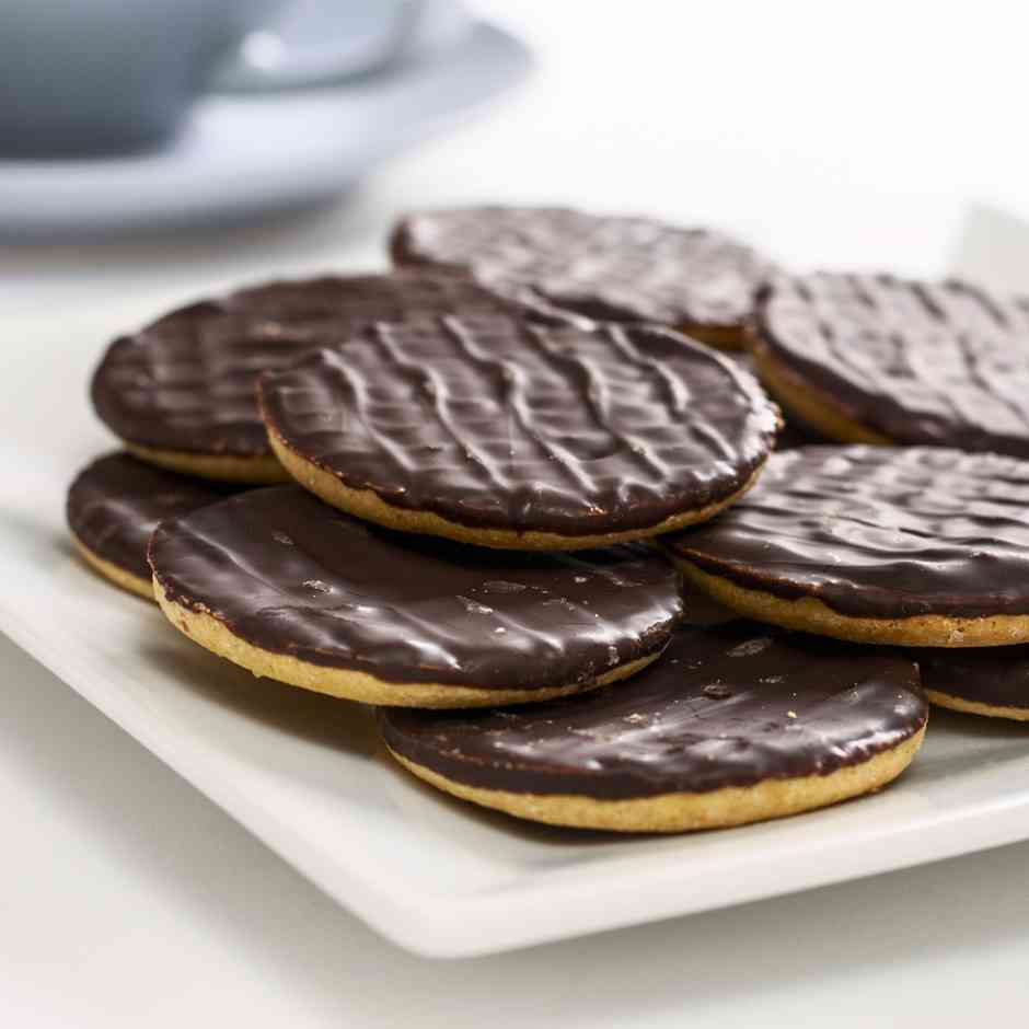 KeeDiet High Protein, Low Carb Chocolate Biscuits Diet Food