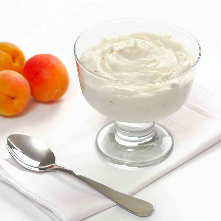 KeeDiet High Protein, Low Carb Creamy Apricot & Soft Cheese Mousse Diet Food