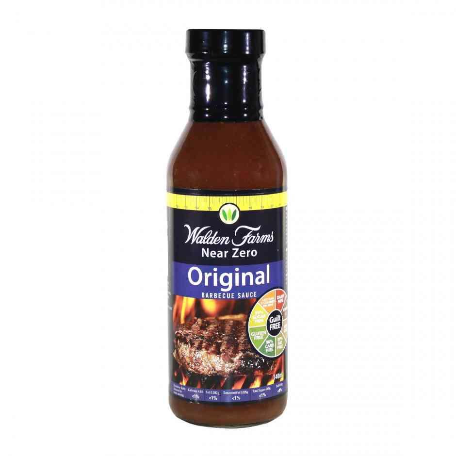 Walden Farms Barbecue Sauce Diet food