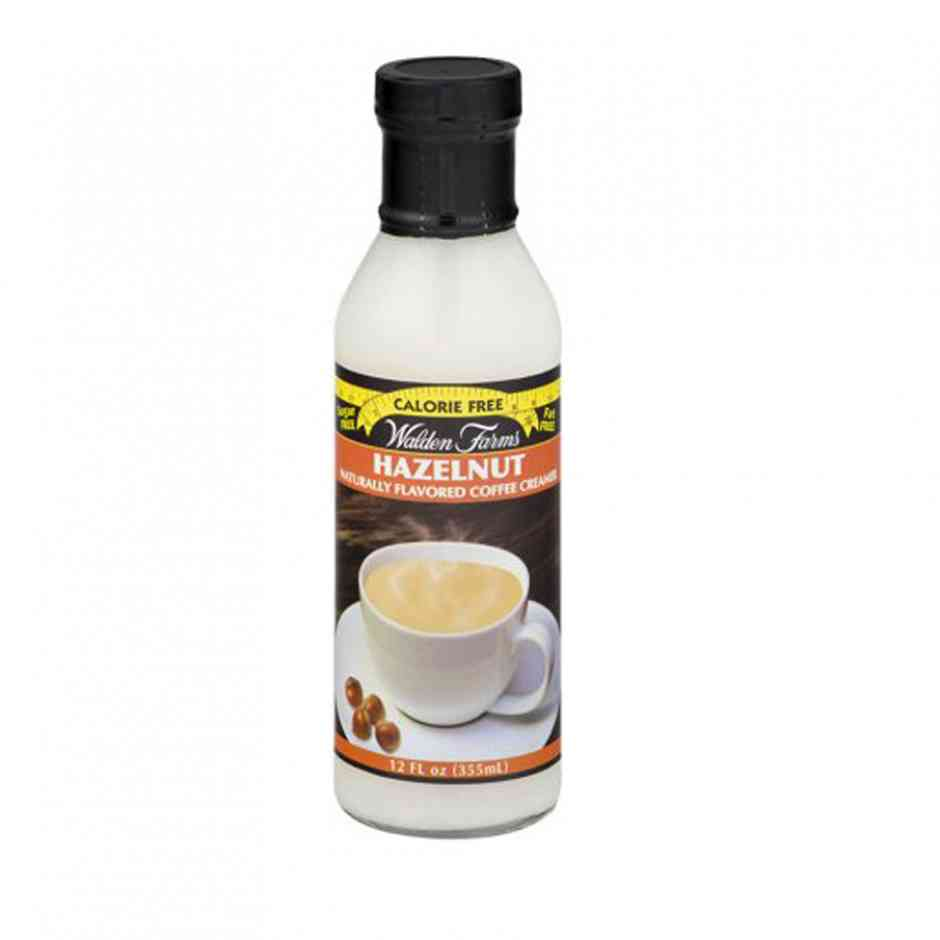 Coffee Creamer Walden Farm Hazelnut V Gf 425 Bb